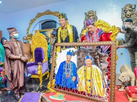 Alaafin of Oyo Supports One Nigeria, goes against Sunday Igboho