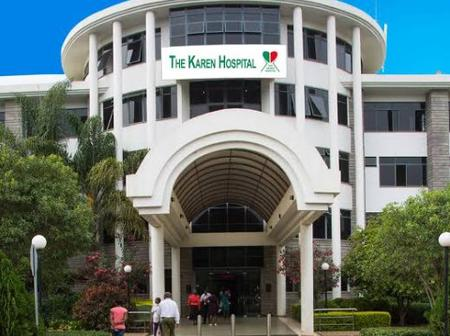 Here Are The Owners Of The Karen Hospital