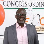 Gepci : Lassane Zohoré nouveau patron des éditeurs de presse ivoiriens