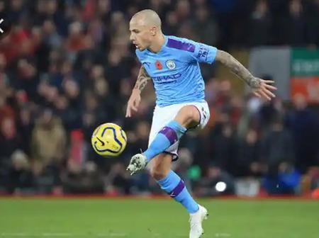 Man City player tags Man United