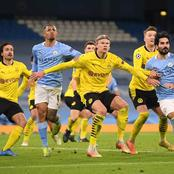 Gundogan Singled Out Dortmund Star For Praise Ahead Of The 2nd Leg Champions League Quarters