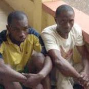 Two Children Abductors Captured By Ebonyi State Police