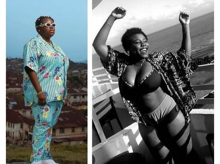 Reactions Trail Teni's Throwback Picture Posted On An Instagram Page