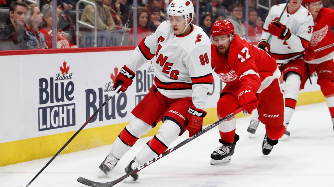 Hurricanes vs Red Wings Live Streams Free Reddit(14/01/21) NHL - Opera News