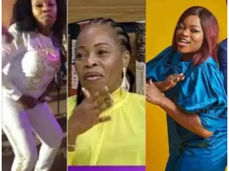 Funke Akindele finally speaks on Tope Alabi dancing viral video