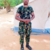 You Promised Leaving The Army Last Year Now You Are Dead - Pretty Lady Cries Out On Facebook