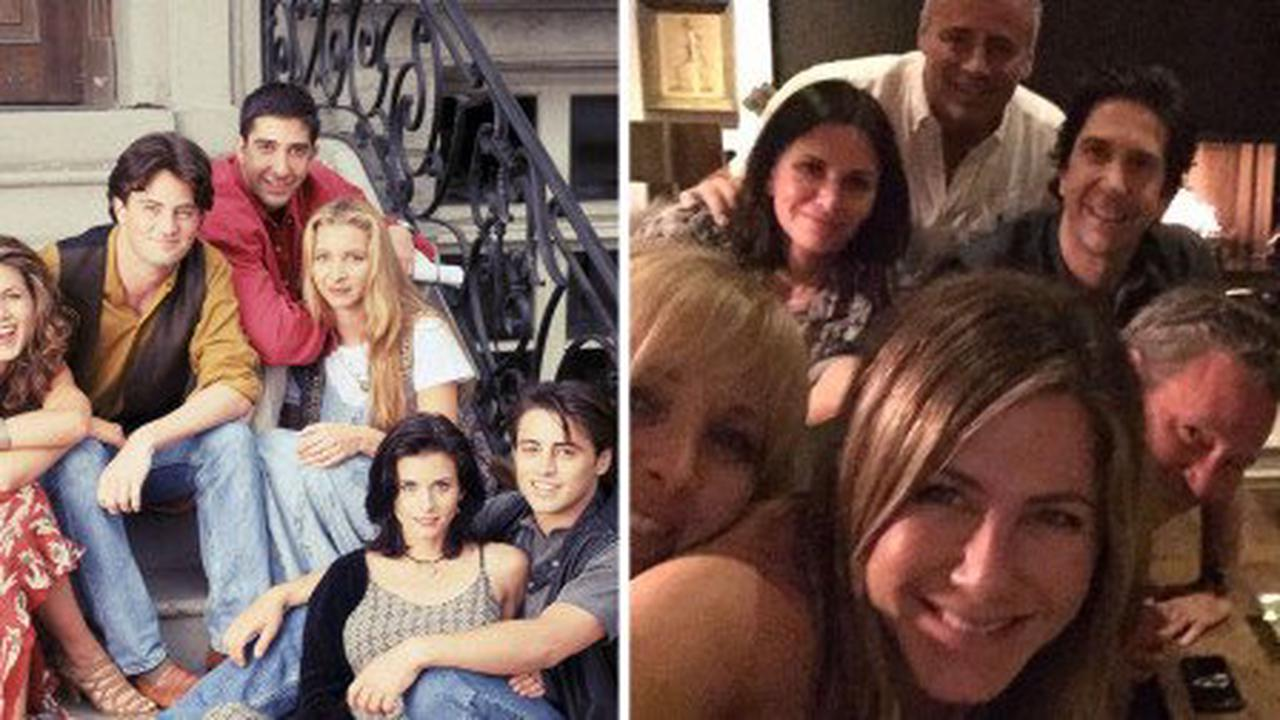 Friends reunion: Behind the scenes of HBO Max's upcoming special