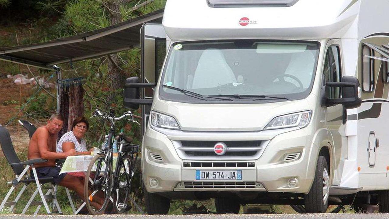 Lot-et-Garonne: la gendarmerie met en garde les camping-caristes contre les vols