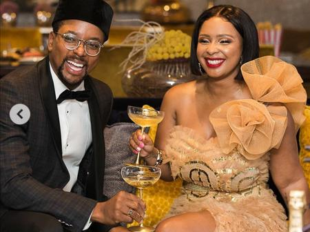 Maps Maponyane and Boity Thulo left fans astounded with their recent breathtaking pictures.