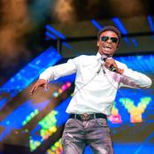Have you seen I-go-dye lately? Checkout his new look as spotted at the recent AY Live