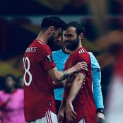 UEL: Fernandes Speaks On Giving The Captain Armband To Juan Mata Against Granada, See What He Said