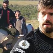Le père du gardien de Liverpool Alisson Becker s'est noyé