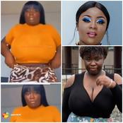 Maame Serwaa: I Have Never Enhanced Any Part Of My Body, Some Ghanaians Talk Too Much These Days