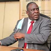 KUPPET Makes This Call On Banning Of Boarding Schools
