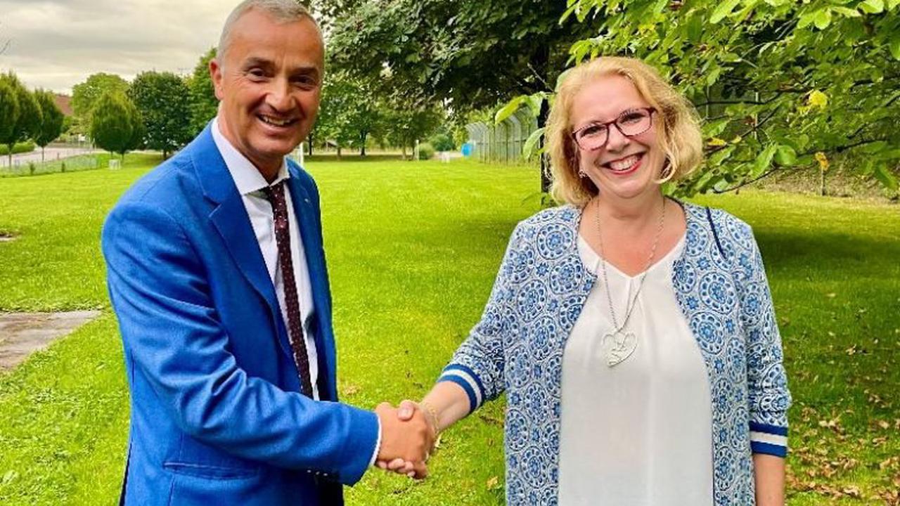 Günzburg: Caisa Börjesson zur Ortssprecherin in Nornheim gewählt