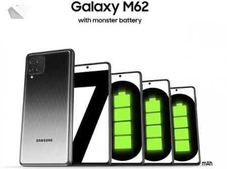 Samsung Galaxy M62 specs and price