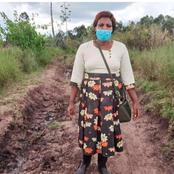 School Principal Who Walks For 20 Kilometers To Deliver KCSE Papers