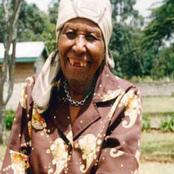Here Is What You Should Know About President Uhuru's Stepmother Grace Wahu