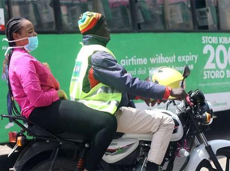 Revealed See the Amount of Money Paid to Motorists to Ferry Passangers to Counties Under Lockdown