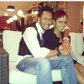 Dj Mo Shares A TBT Photo Of His First Date With Size 8.