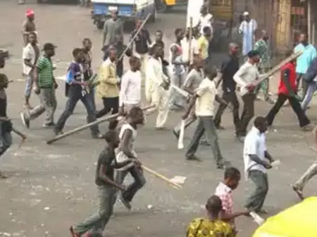LATEST NEWS In Nigeria This Afternoon, 18 Nov, 2020