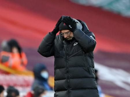 Jurgen Klopp was unable to say goodbye