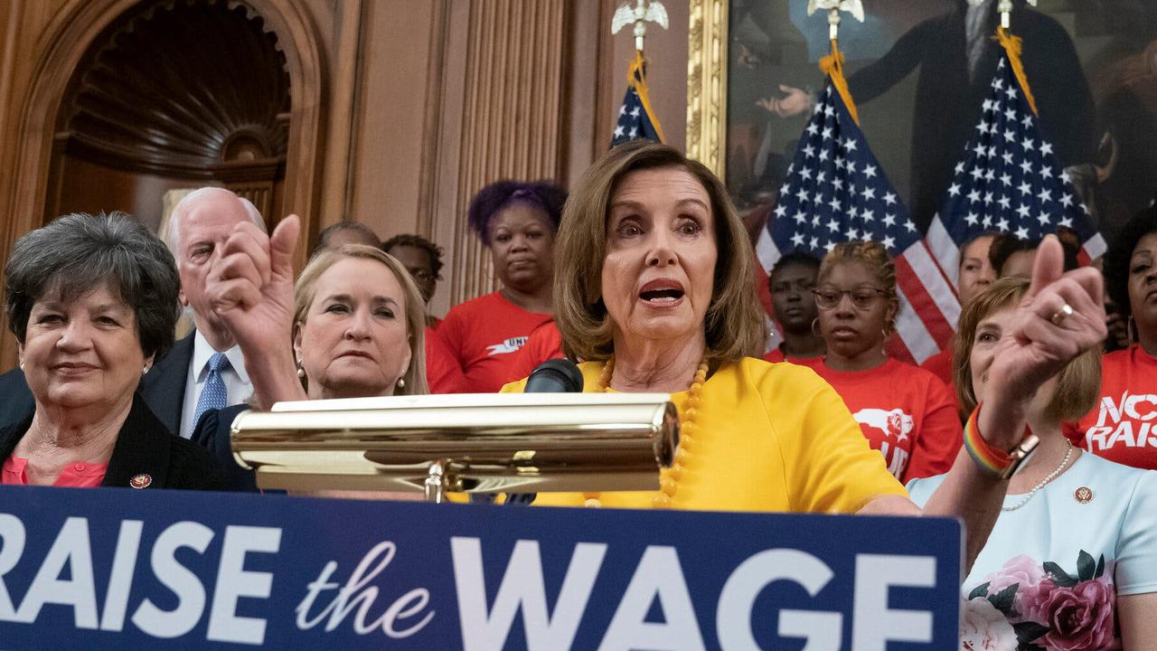 Live Updates: House to Keep Minimum-Wage Increase in Stimulus Bill Over Official's Ruling