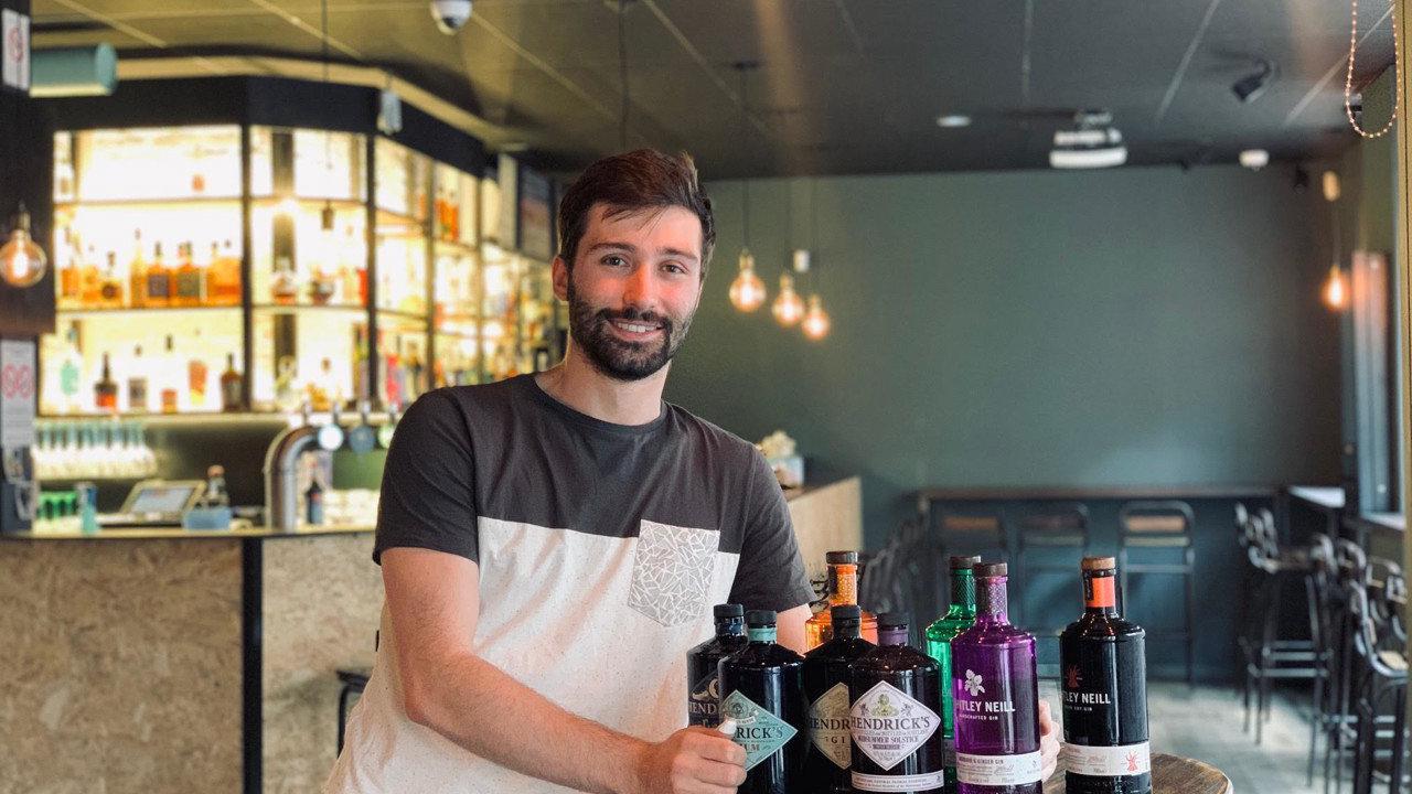 Dans le Vieux-Lille, le Camden devient Genever, un bar à gin et à cocktail