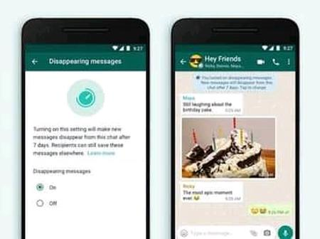 Useful WhatsApp secret features you need to know. (Photos)