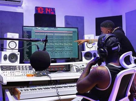 Peter Psquare is up to something Big