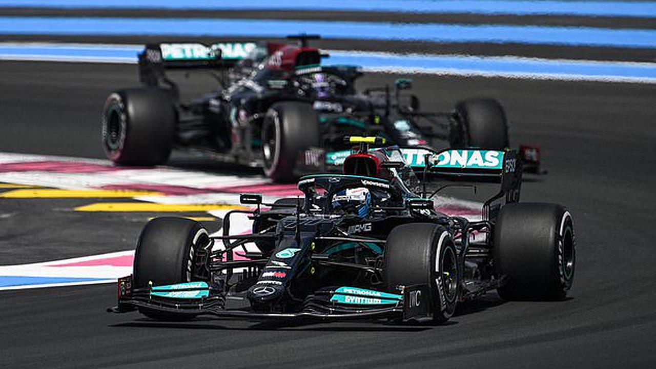 Max Verstappen's late show sees him pip Lewis Hamilton in French Grand Prix