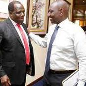 DP Ruto's Close Ally Finally Reveals What They Discussed With Governor Oparanya