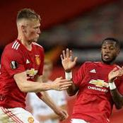 Read what Scott Mctominay said about Fred after United's win over Spurs