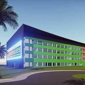 Energie : le centre de gestion d'énergies électriques de Yamoussoukro est en construction