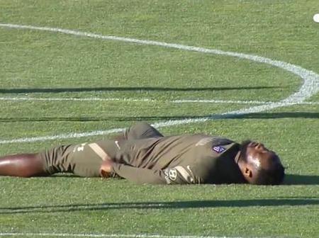 Sudden collapse of Dembele in training on Tuesday evokes memories of Vivien Foe, Fabrice Muamba.
