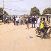 Daloa : la population du quartier Abattoirs 2 manifeste ce jour pour obtenir l'électricité