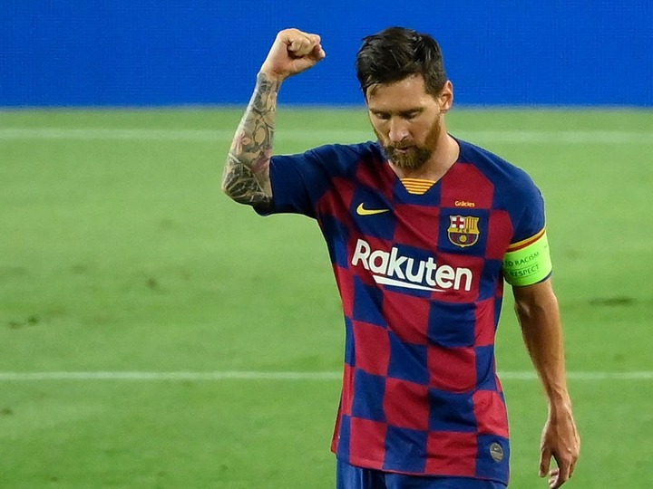 Messi 5ominds 5ominds