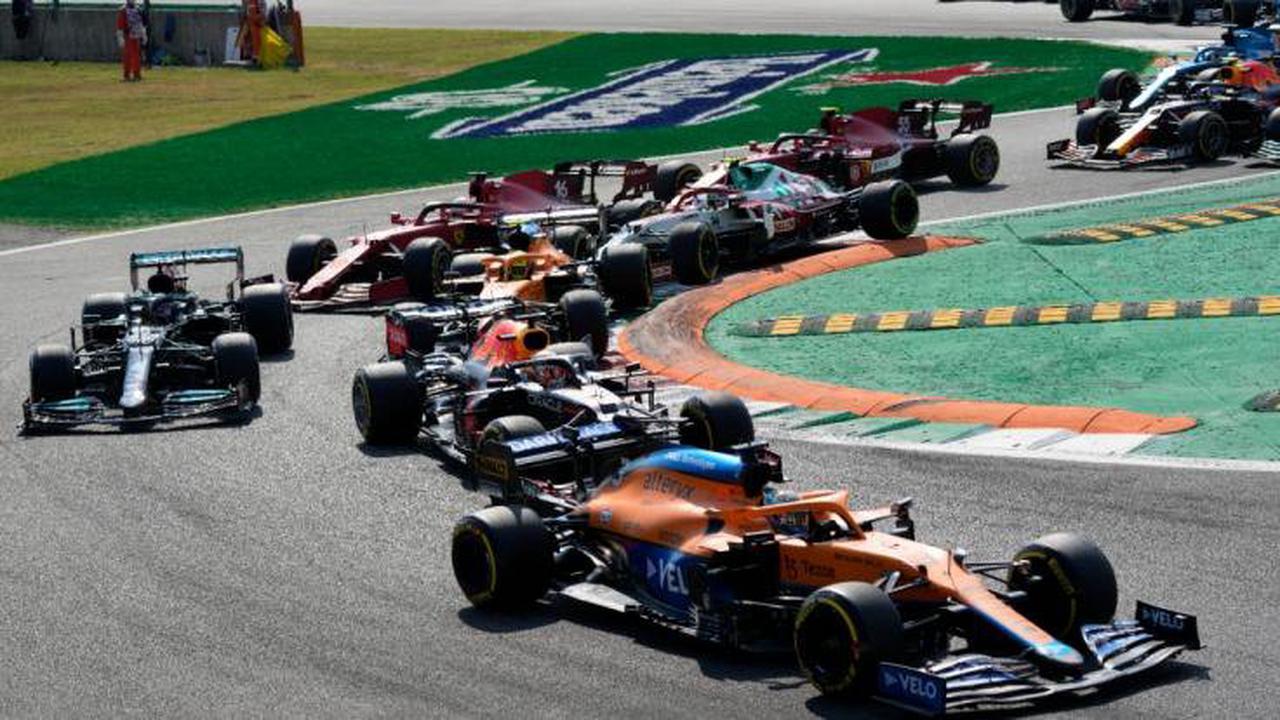 Formel-1-Ergebnisse aus Russland: Nach Unwetter-Alarm! Qualifying in Sotschi kann stattfinden