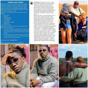 Harmonize Through His Lawyer Threatens To Sue Rayvanny And Others For Spreading Lies On Latest Post