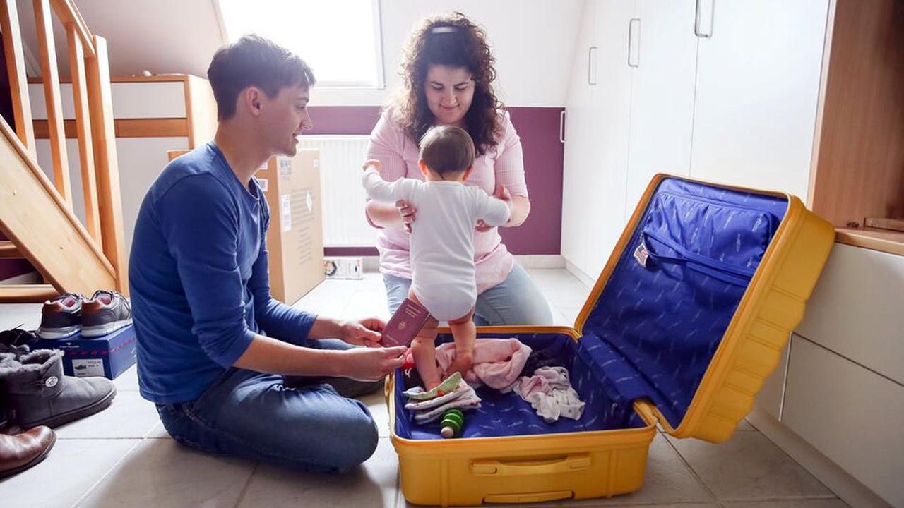 So klappt das Reisen mit ungeimpften Kindern