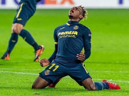 Super Eagles star shines in Villarreal's 3-0 away League victory over Granada