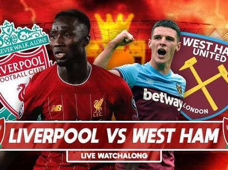 OPINION: 2 Reasons Why West Ham United Will Beat Liverpool in Historical way like Aston Villa.