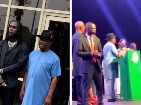 Wike Redeem His Pledge As He Gives Musicians N10M