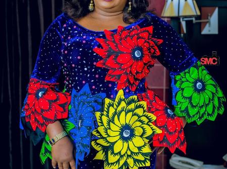 Meet The Youngest Son of Nollywood Actress Iya Ibadan