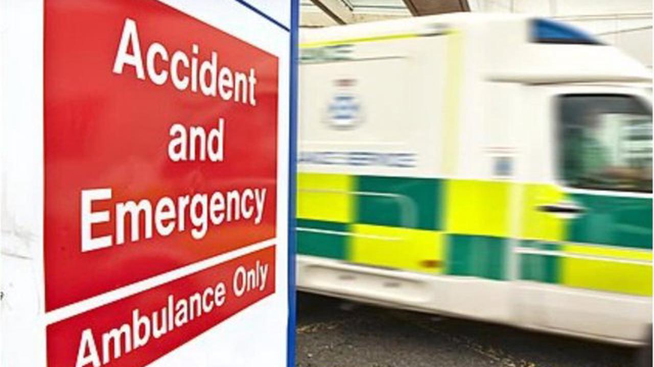 Covid Scotland:A&E patient numbers highest since before coronaviruspandemic started