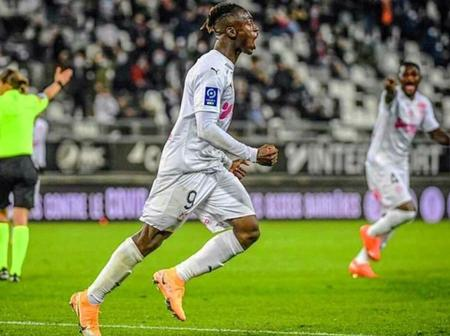 Odey Dedicates First Goal For Amiens To