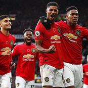 Big Win For Manchester United After Derby Win As Liverpool Woes Continue To Worsen In Match Day 28