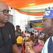 2023: Intrigues as Fayose Speaks on Tinubu's Rumoured Presidency Ambition, Says