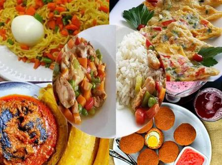 Mothers, See 40 Breakfast Varieties You Can Serve Your Children Before They Go To School