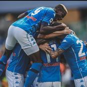 Super Eagles star returns from injury to score and inspire Italian serie A giant to a 3-1 victory